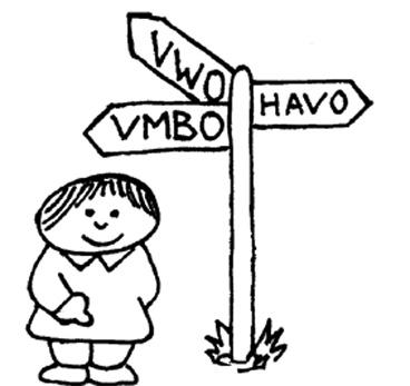 VMBO HAVO VWO