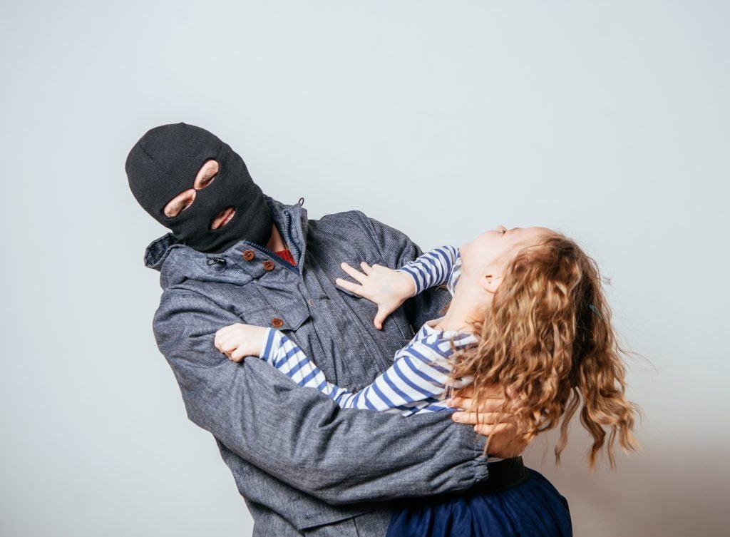 Weerbaar maken tegen kinderlokkers