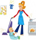 thuisblijfmoeder