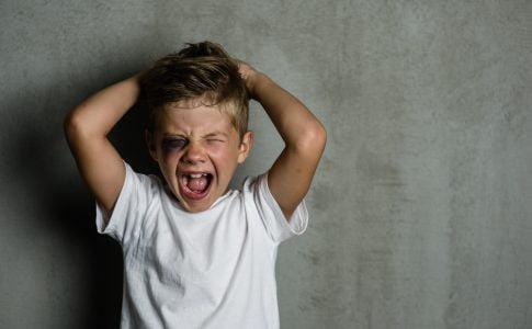woede kinderen