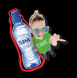 Spa_Reine_Kids_fles_met_jongen