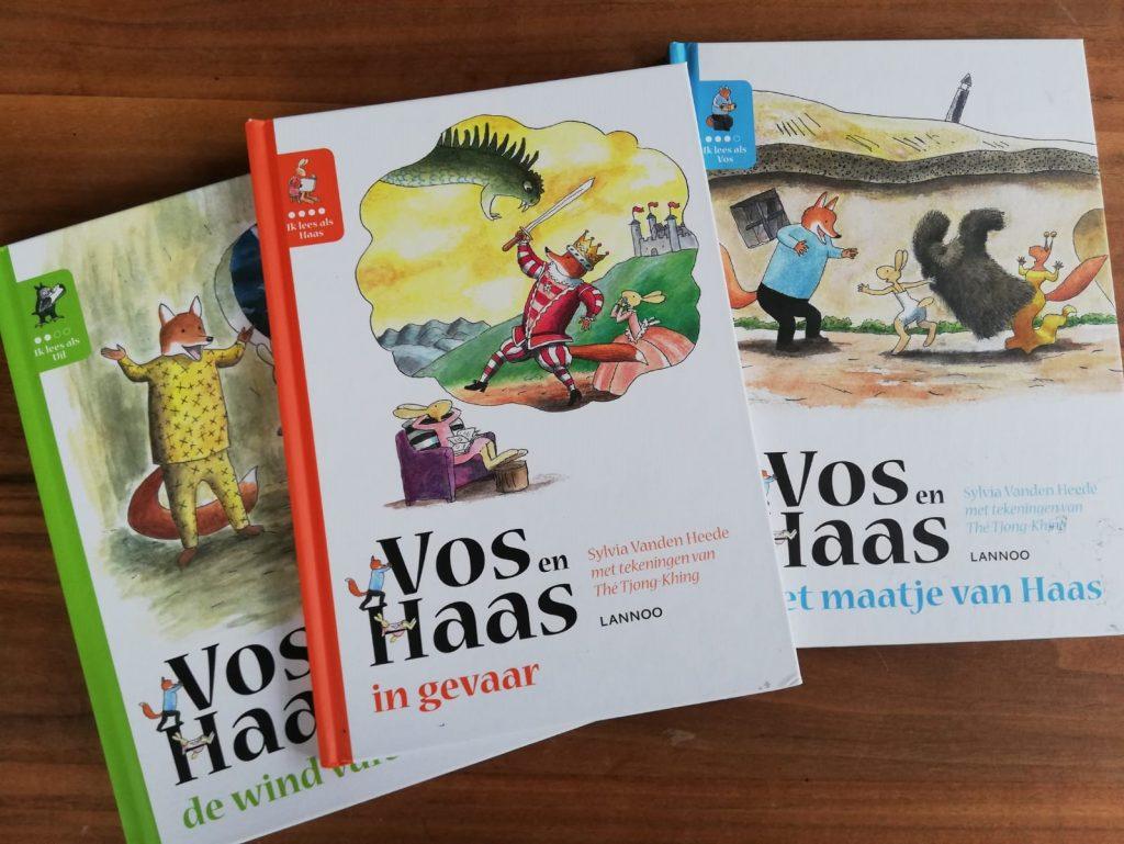 Ik leer lezen met Vos en Haas