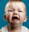 nucleus huilende baby