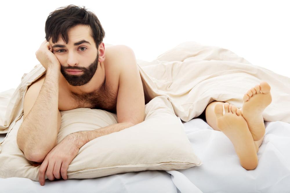 man geen zin in seks