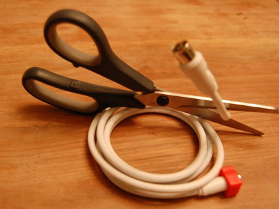 cord cutting kabel tv