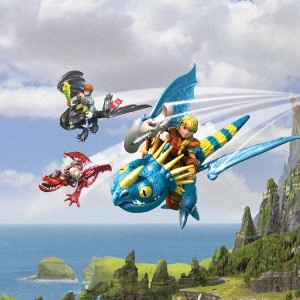 Dragon & Rider t.w.v.€16,99