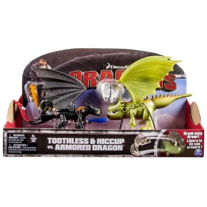 Toothless & Armored t.w.v. €24,99