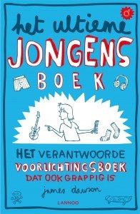Het Ultieme Jongensboek €12,50 bij Bol.com