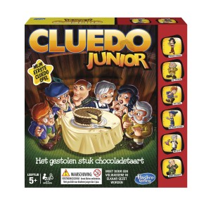 Cluedo Junior - €25,99 (1)