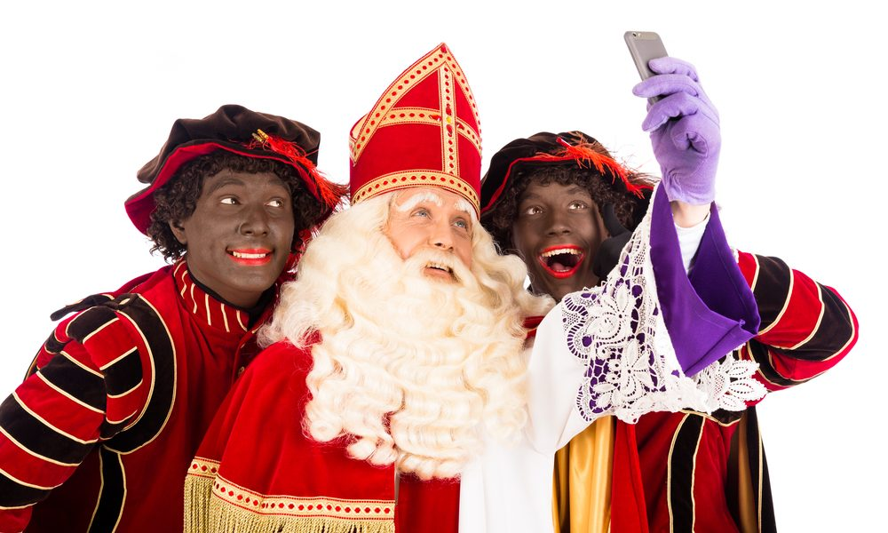 Bang voor Sinterklaas en Zwarte Piet