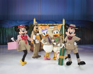 D15_Mickey, Minnie, Donald, Daisy & Goofy