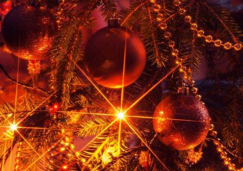 Kerstboom lampjes