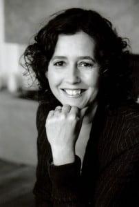 Joyce portret zw