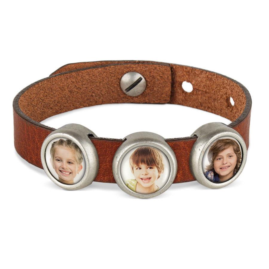 slider-armband-bruin-3-schuivers
