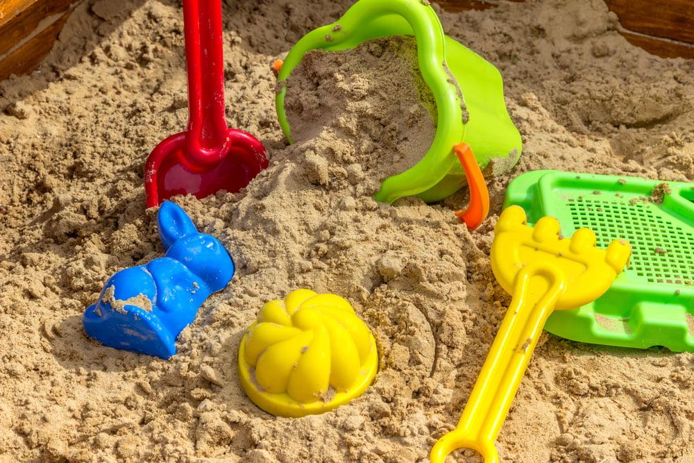 zandbak activiteiten