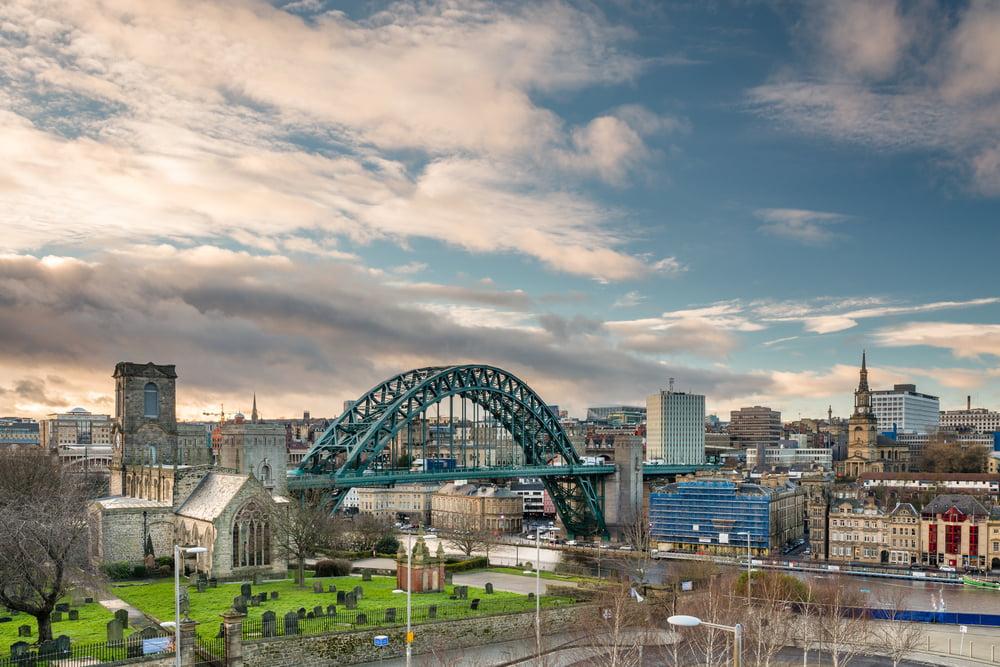 Newcastle met DFDS