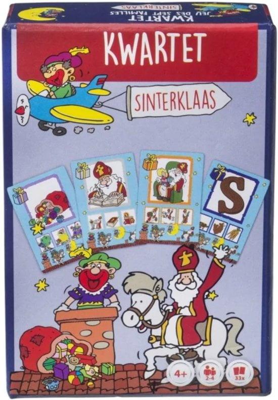Sinterklaaskwartet Sinterklaas kwartet