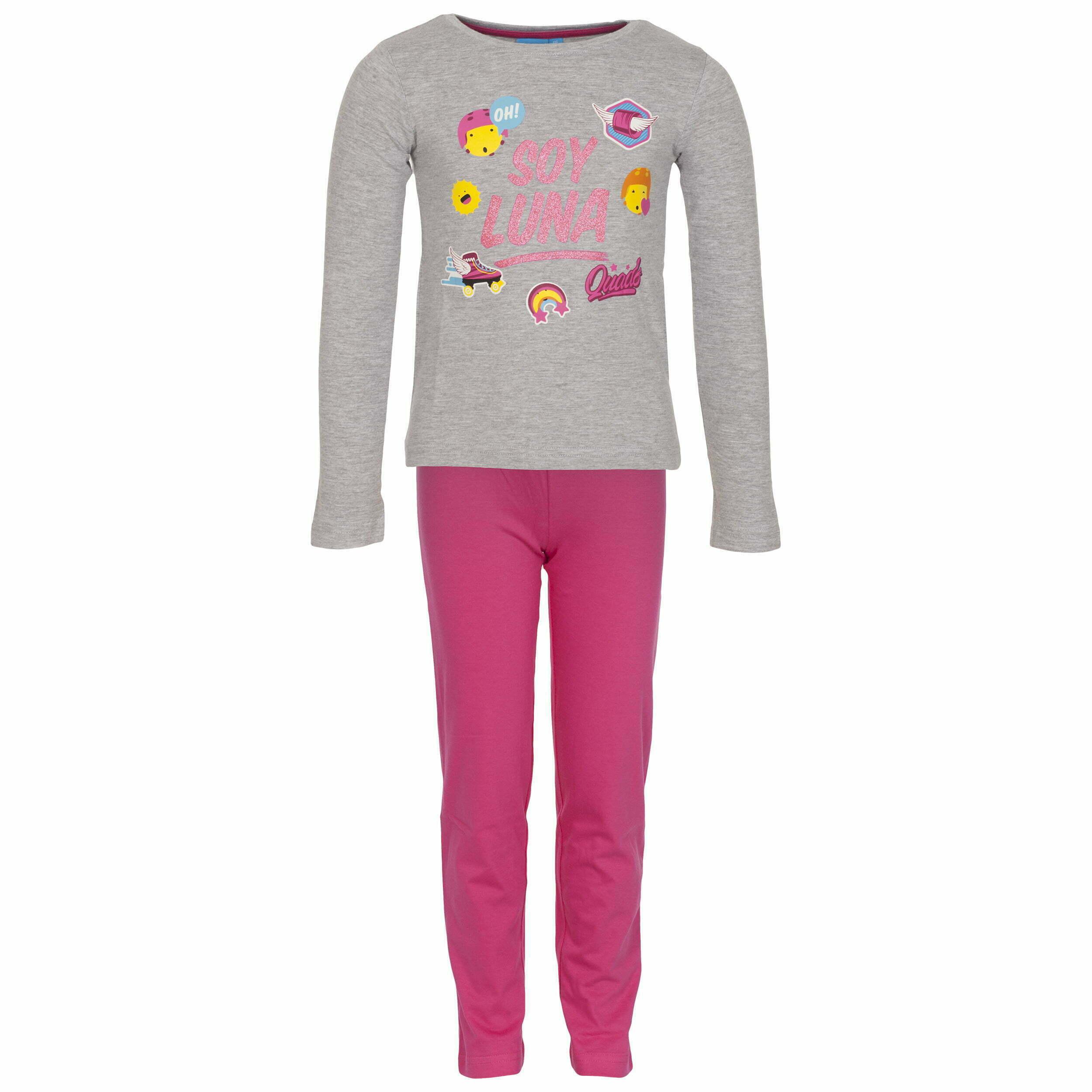 Pyjama Soy Luna - roze