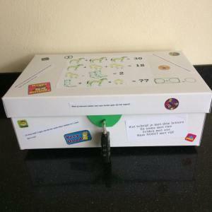 Escape box zelf maken