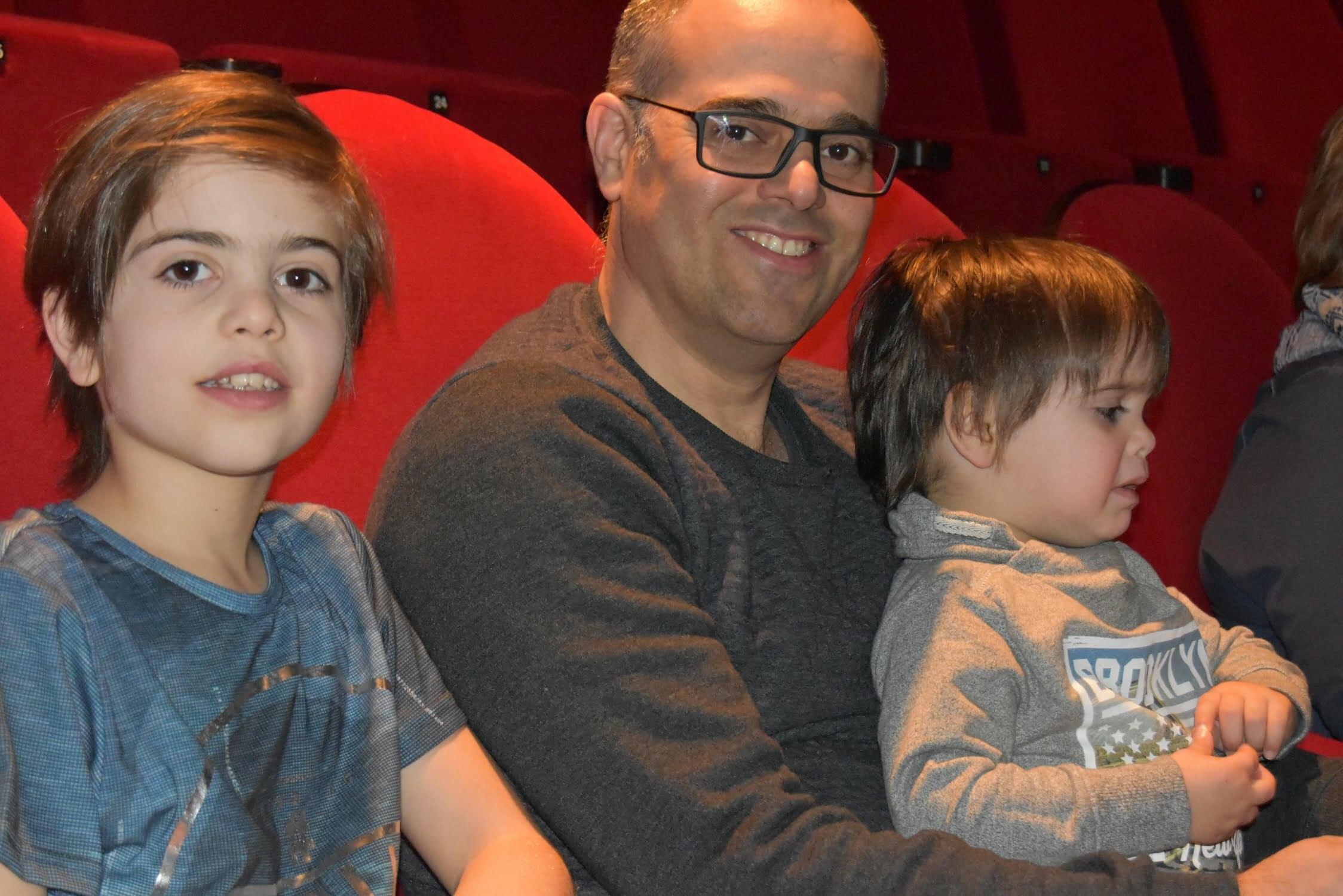 theater met kinderen