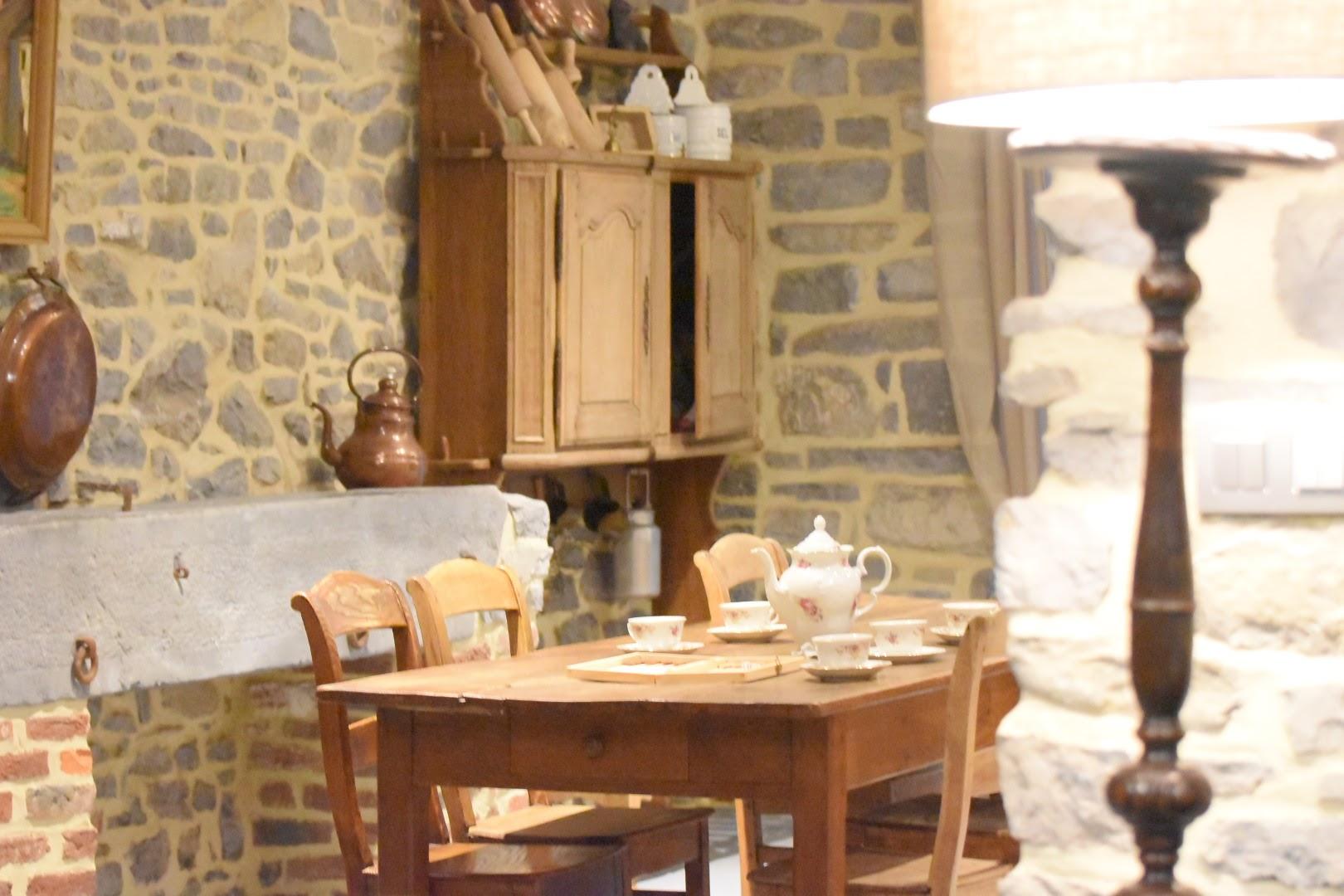 Vakanthuis Ardennes Etape