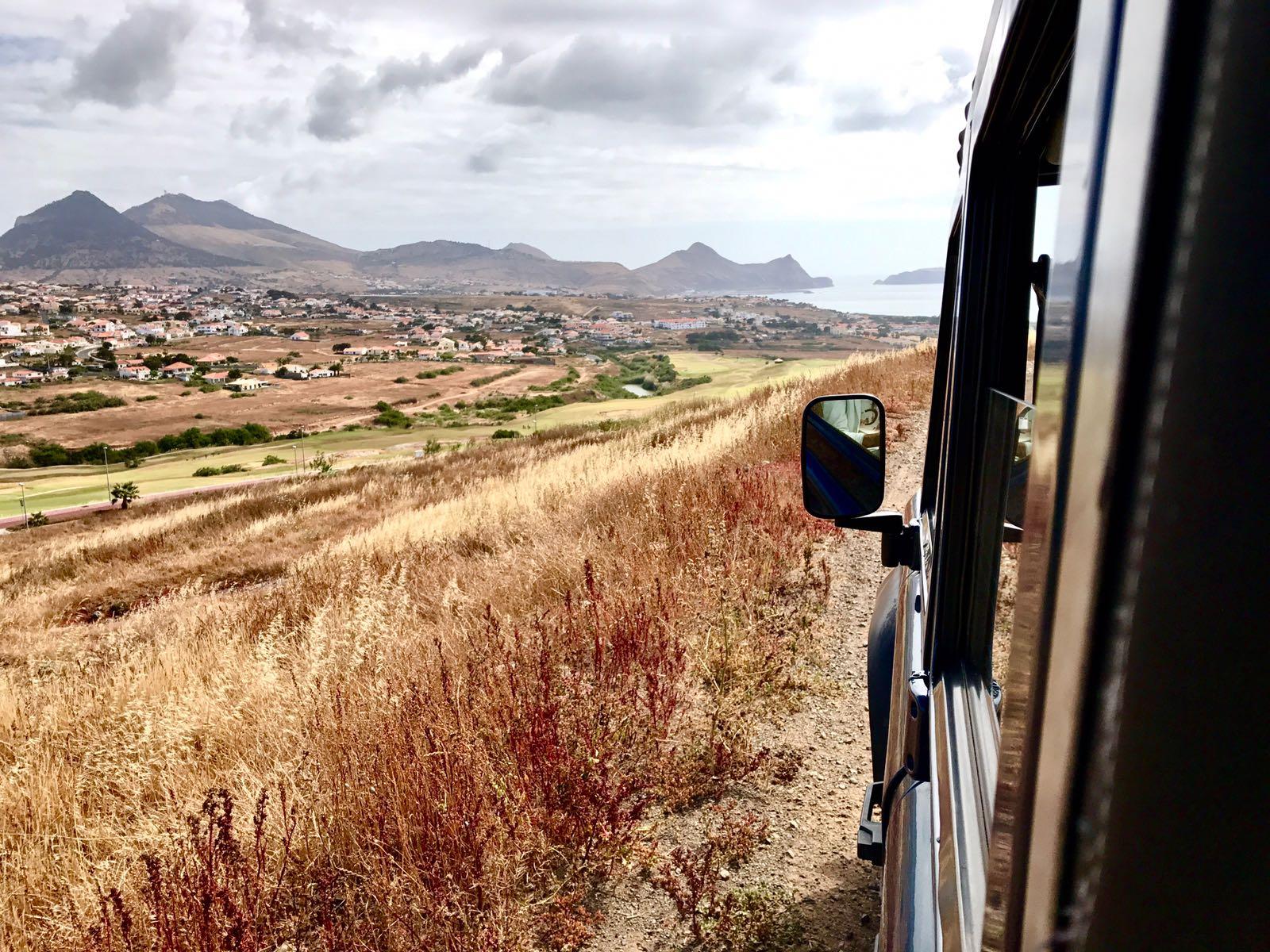 Jeep tour Lazermar Porto Santo