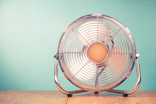 Populair Frisse lucht door je huis met een goede ventilator - Moeders.nu UV13