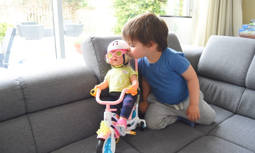 BABY born Play Fun Bike
