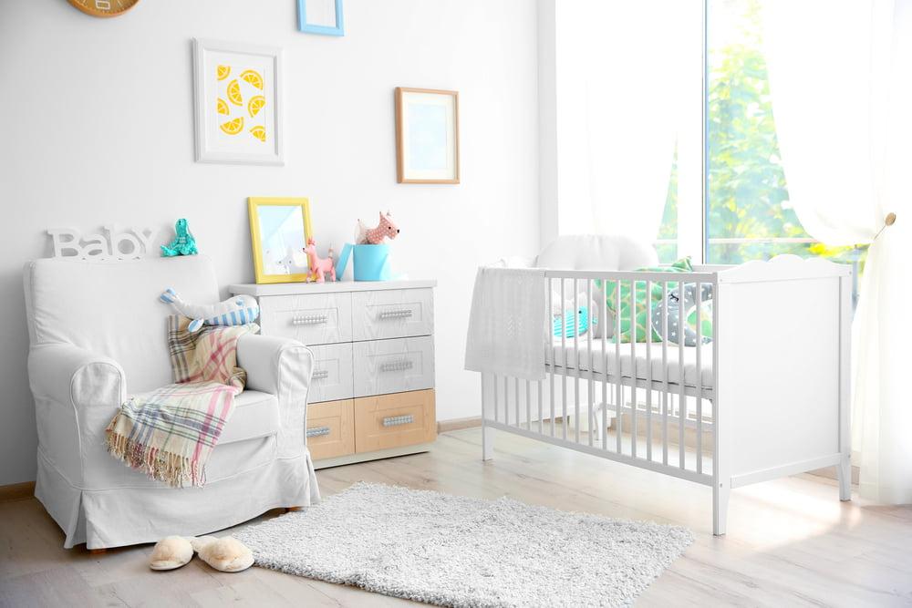 baby kamer uitzet