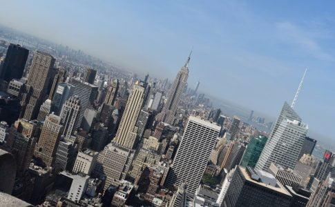 New York met tiener