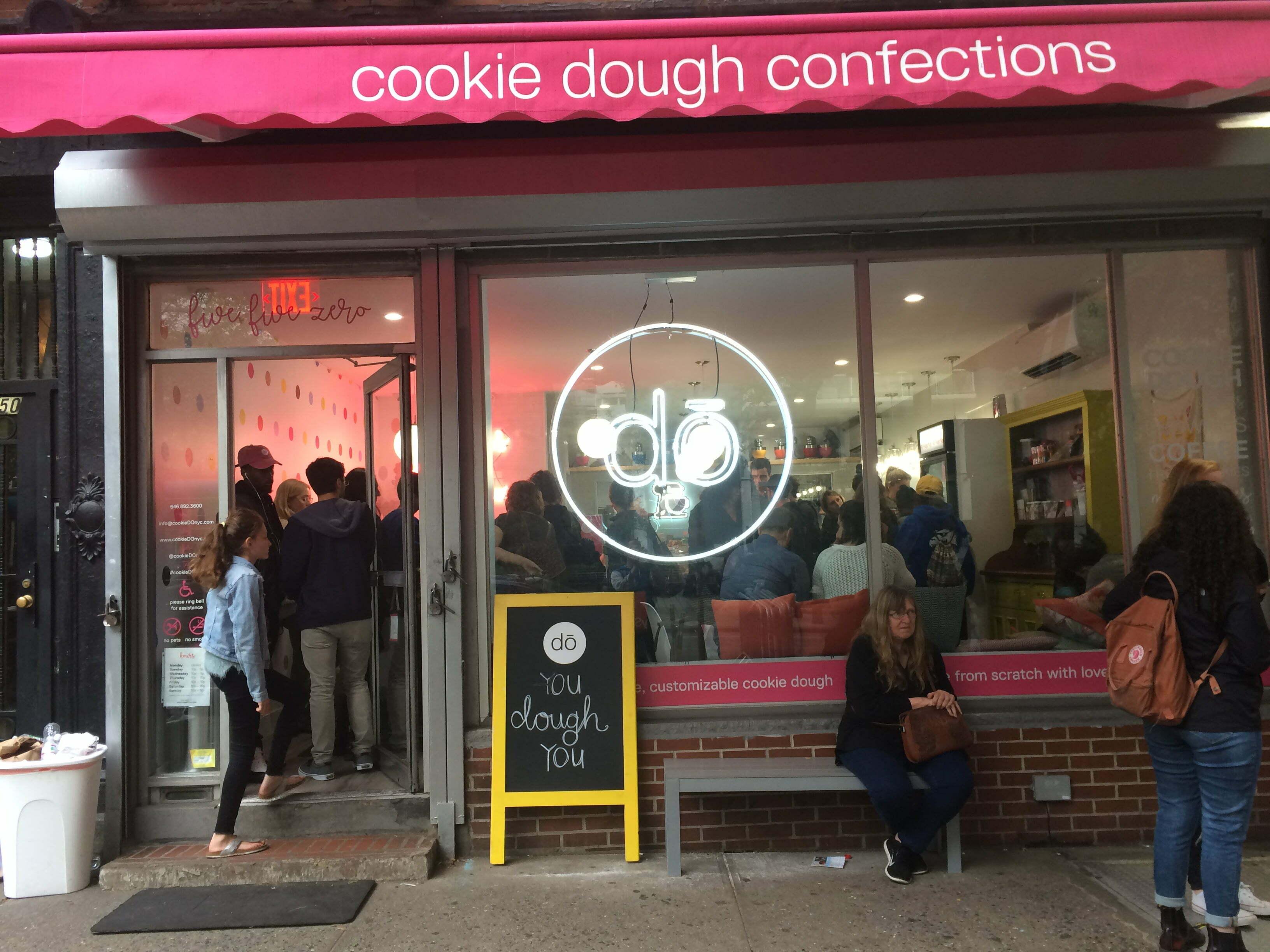 cookie dough confection