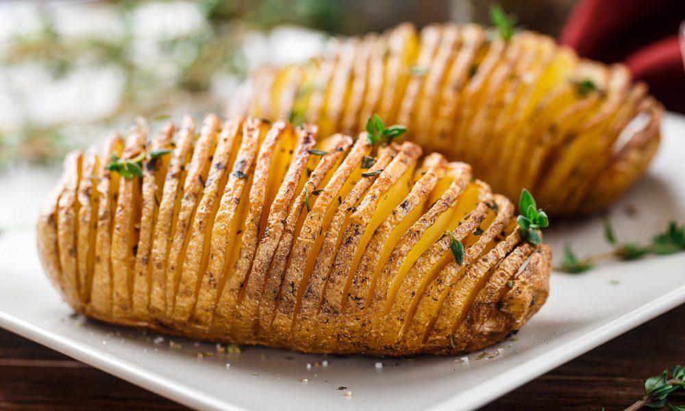 Airfryer Aardappel