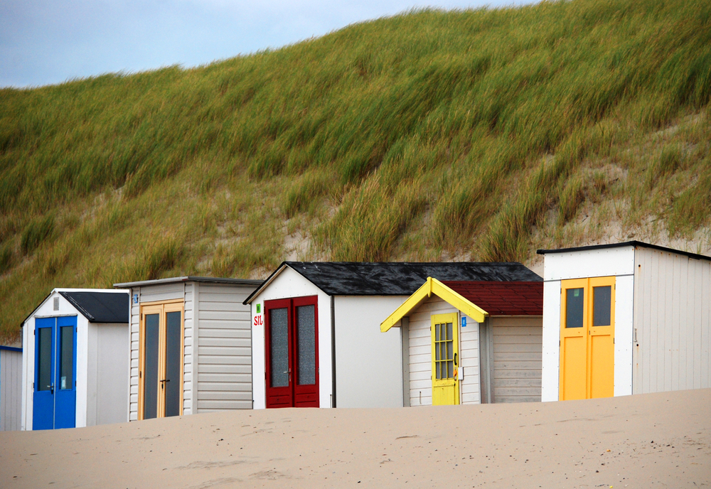 Strandjes Texel
