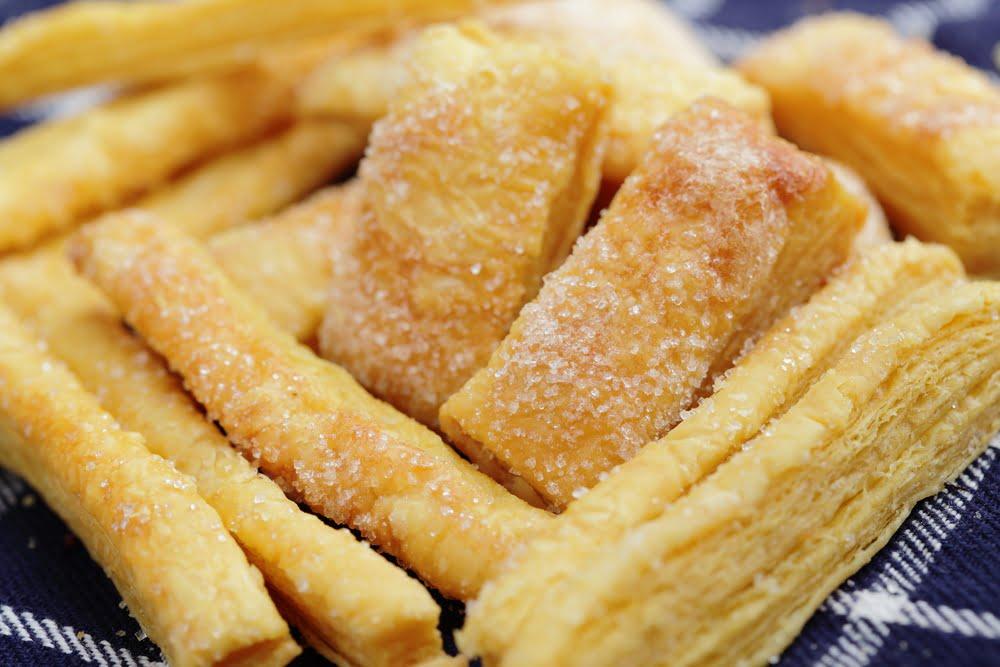 Suikerbrood airfryer
