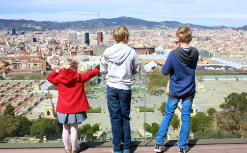 City trip kinderen