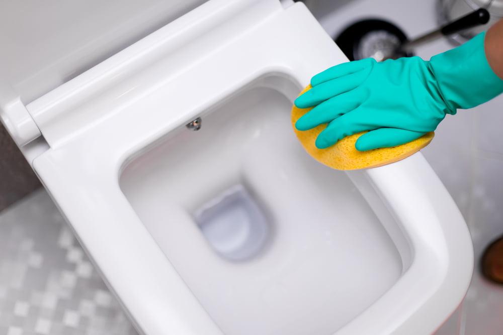 schoonmaakschema toilet