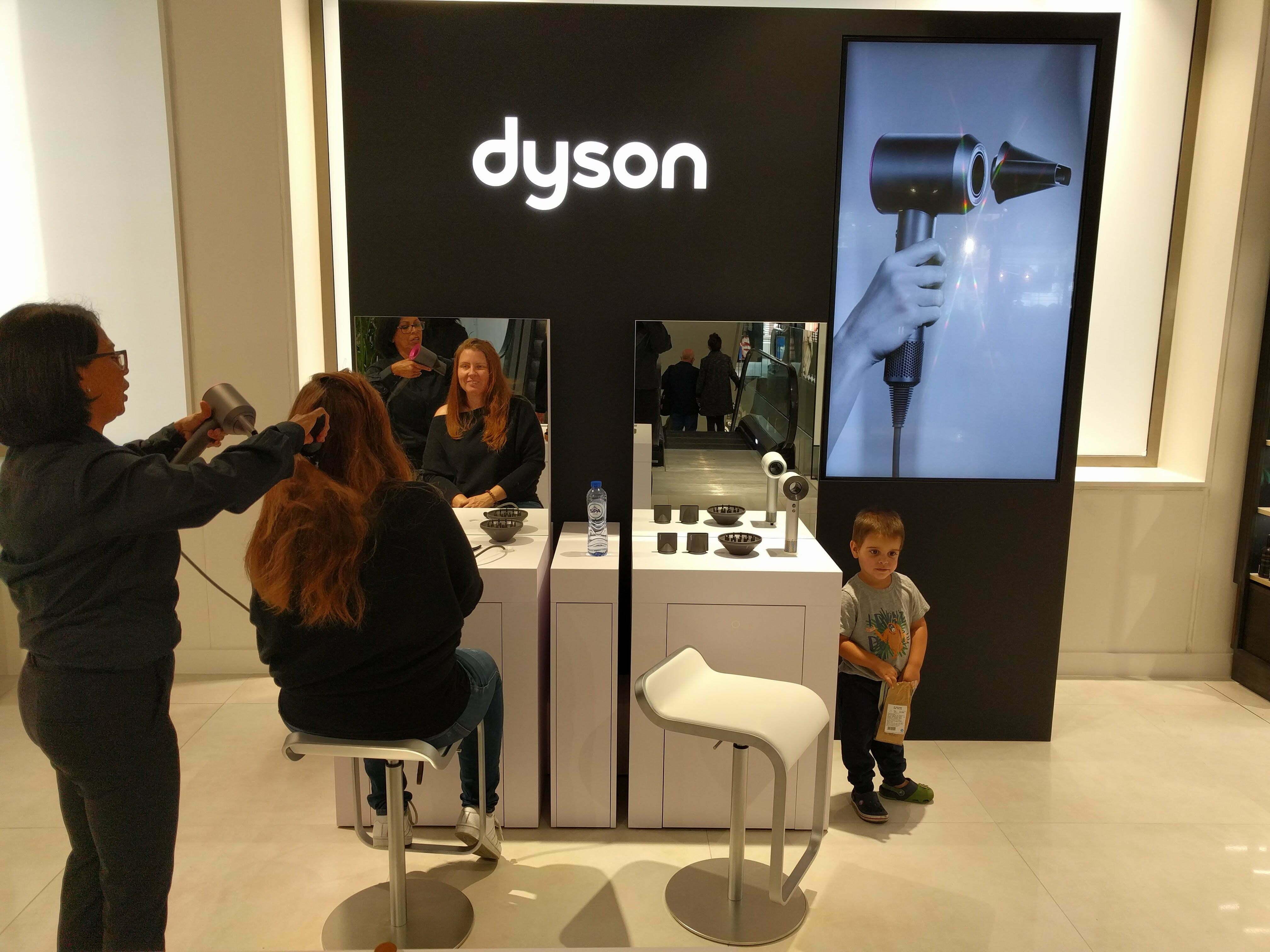 Dyson hudsons bay