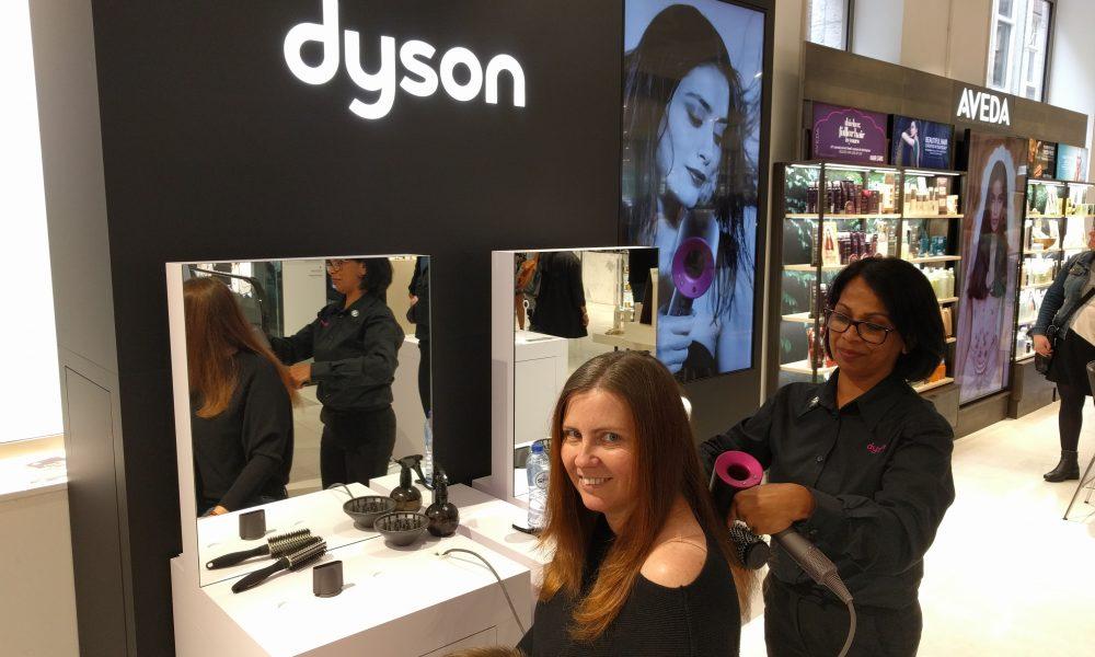 Dyson shop-in-shop