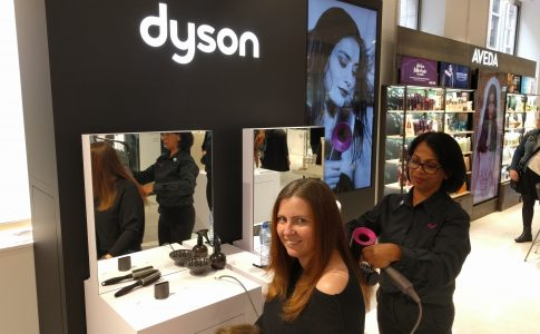 Dyson shop-in-shop
