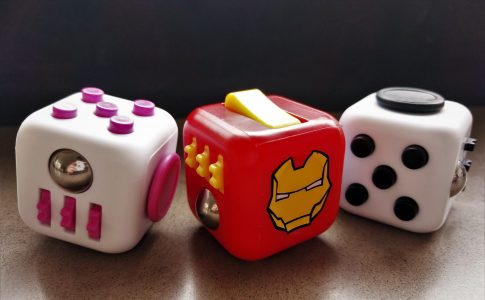 Fidget Cube Marvel