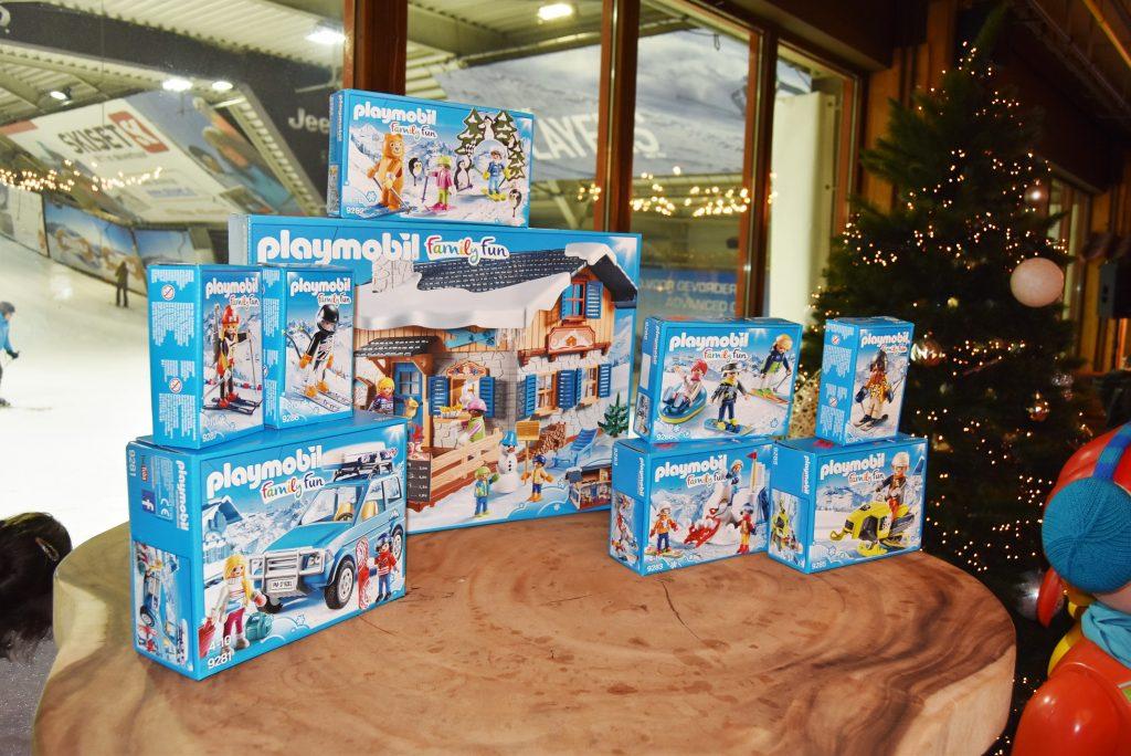 Playmobil wintersport vakantie