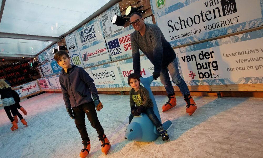 Winterwonderland In Noordwijk Met Mamabloggers Moedersnu