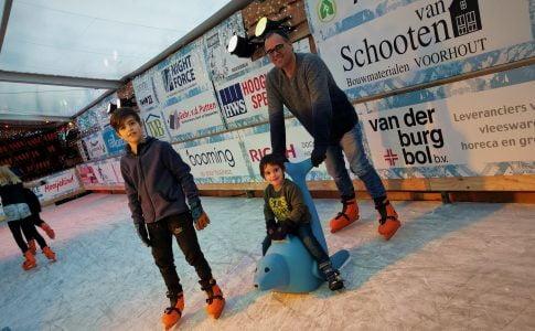 Winterwonderland noordwijk 2018