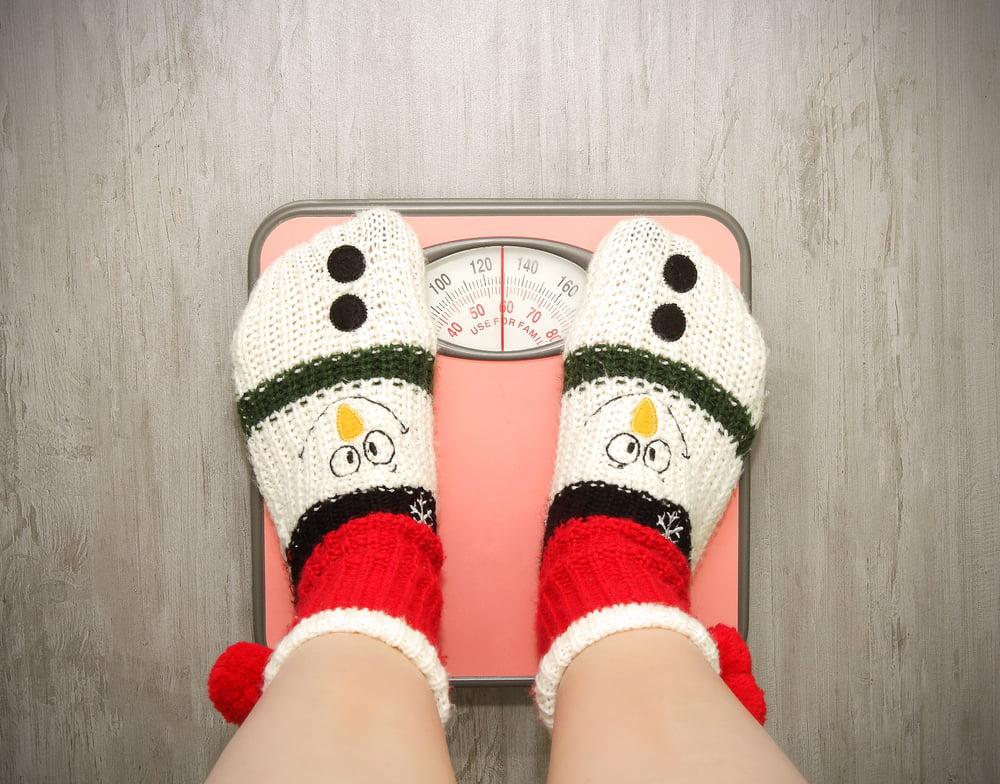 gewicht kerst