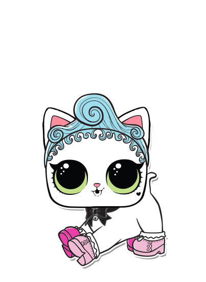 Royal Kitty Cat