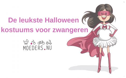 halloween kostuums zwanger