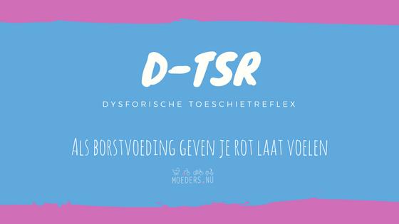 d-TSR symptomen