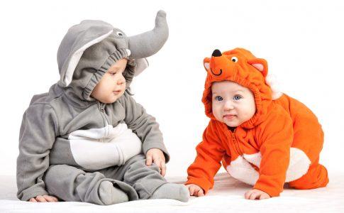 carnaval baby kostuum
