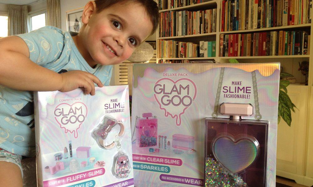 glam goo pakketten review