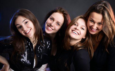 puberteit meiden